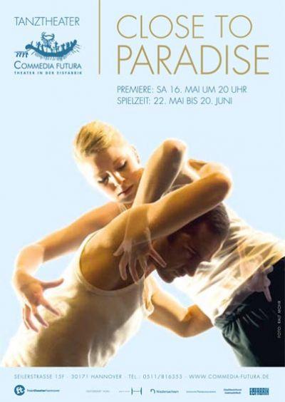 Plakat: Close to Paradise
