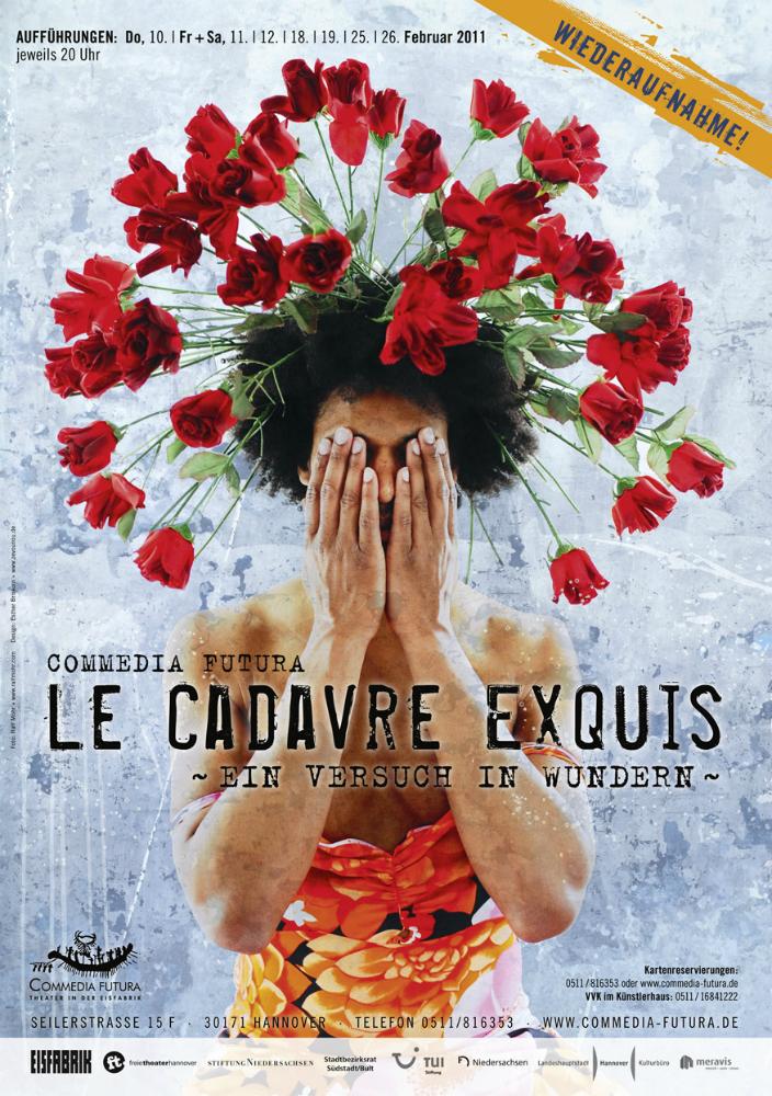 Plakat: Le Cadavre Exquis
