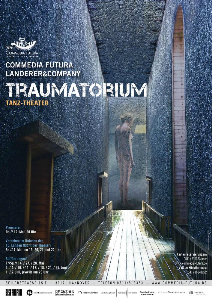 Plakat: Traumatorium