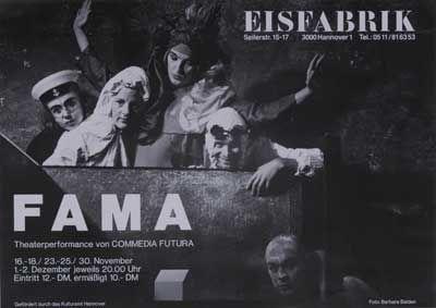Plakat: Fama