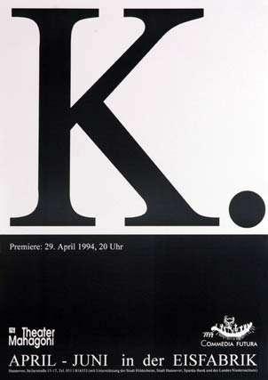 Plakat: K.