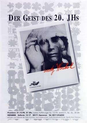 Plakat: Andy Warhol