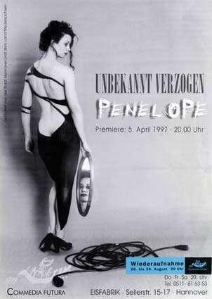 Plakat: Penelope – Unbekannt verzogen