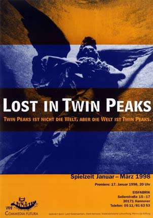 Plakat: Lost in Twin Peaks