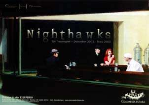 Plakat: Nighthawks
