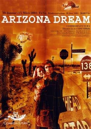 Plakat: Arizona Dream