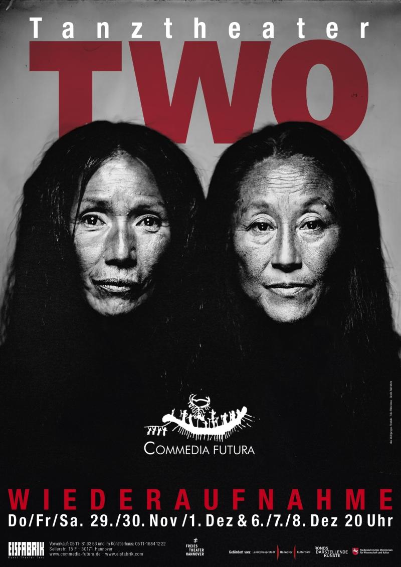 Plakat: TWO