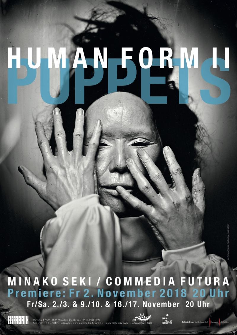 Plakat: Puppets - Human Form II