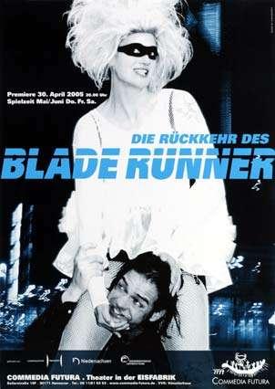 Plakat: Die Rückkehr des Blade Runner
