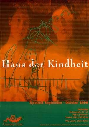 Plakat: Haus der Kindheit