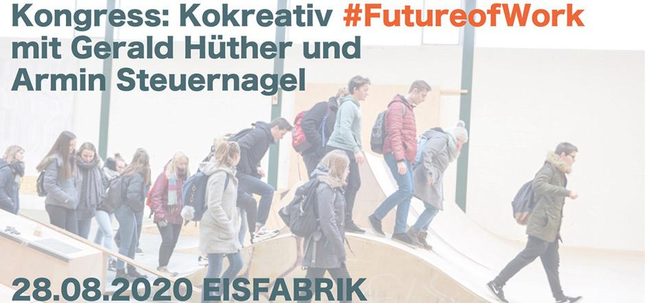Kongress Kokreativ #futureofwork